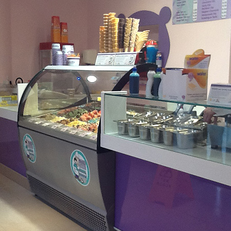 Morelli Ice Cream - Sell within existing retail set up