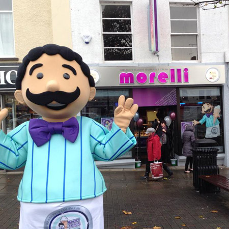 Morelli Ice Cream - Sell as an official franchise