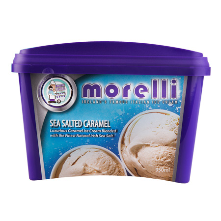 Morelli Ice Cream - Retail Packs