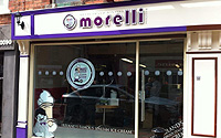 Official Morelli Ice Cream franchise
